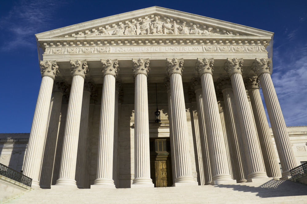 Picture of United States Supreme Court building