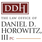 Logo for The Law Office of Daniel D. Horowitz, III PC
