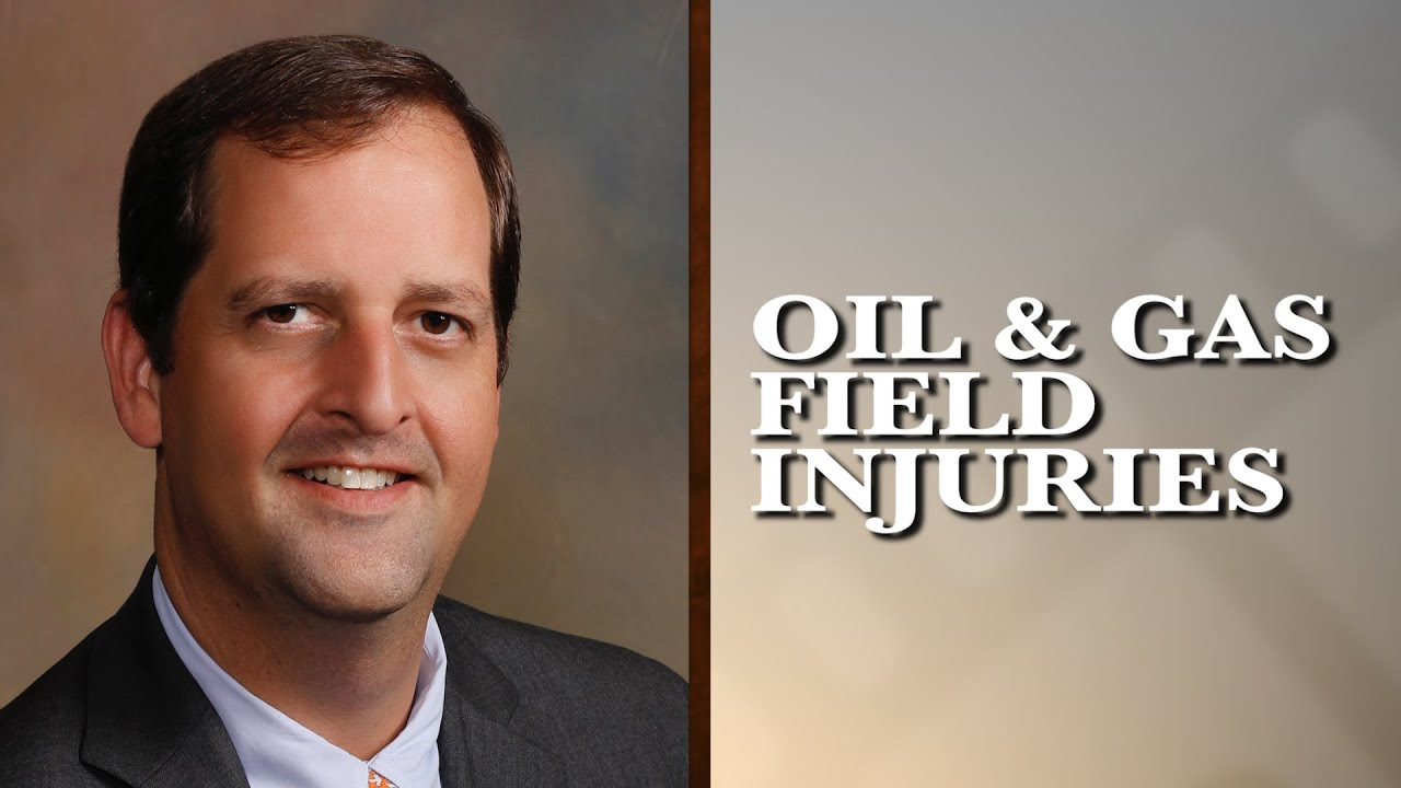 Oil Field and Pipeline Accident Experience