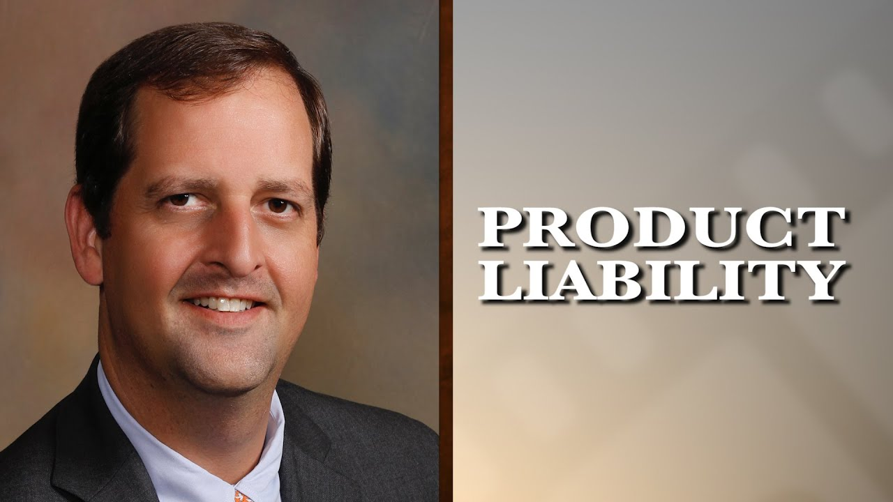 What types of products liability cases do you handle?