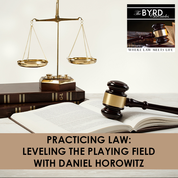 Picture of The Byrd Chronicles podcast with Daniel D. Horowitz
